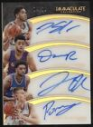 2015-16 Immaculate Karl-Anthony Towns Porzingis D. Russell Okafor RC Auto 10