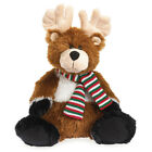 Bubba Blitz 2014 Boyds Bears 16in plush Christmas Reindeer Teddy Bear 4041820