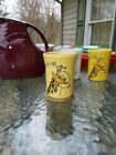 FIESTA 6 OZ TUMBLER JUICE CUP pal yellow NEW noah's ark