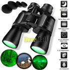 Day Night 180x100 Military Army Zoom Powerful Binoculars Optics Hunting Camping