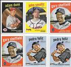 2008 Topps Heritage High Number Baseball Cards 2