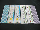 CREATIVE MEMORIES Great Lengths LOT OF 6 NEW Sheets