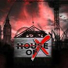 HOUSE OF X - Same (CD/SEALED - ESCAPE MUSIC 2014) EX-UFO/Danny Peyronel