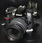 Nikon D7000  162MP Digital SLR Camera  Black Kit w Tamron 17 55mm Lens