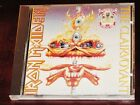 Iron Maiden: The Clairvoyant / Infinite Dreams - Limited Edition CD 1990 EMI UK