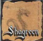Kick down and Rush by SHAGREEN (CD/SEALED - ROCK ROSE RECORDS 1996) rare Indie