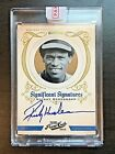 2012 Prime Cuts Significant Signatures Rickey Henderson SEALED Autograph #21 25