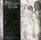 OFFICIUM TRISTE-MORS VIRI-CD-melodic-doom-death-my dying bride-clouds-necare