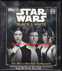 2018 Topps Star Wars A New Hope: Black & White Factory Sealed Hobby Box