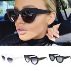 Retro Vintage Style Cat Eye Sunglasses For Women Gradient Lens Shades Sunglasess
