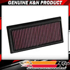 K&N Filters Fits 2014-2017 Mitsubishi Mirage Mirage G4 Air Filter