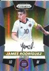 Panini Prizm World Cup 2018 RTWC Autograph Card James Rodriguez - Colombia