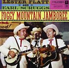 Lester Flatt / Earl Scruggs - Foggy Mountain Jamboree Vinyl LP Exhibit Reco NEU