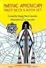 New Native American Tarot Cards and Book Gonzalez Magda Weck Book