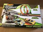 MATTEL HOT WHEELS SPEED CHARGERS CIRCUIT SPEEDWAY TRACK SET DMT13