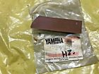 Yamaha 2strokes RX100 Emblem Engine Cover NOS Genuine Japan P/N 1V1-15443-00