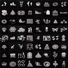 NEW 218 TYPE Metal Cutting Dies Stencil DIY Scrapbook Album Paper Card Embossing