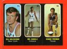 1971-72 Topps Basketball Cards 3