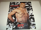 Chuck Liddell Cards, Rookie Cards and Autographed Memorabilia Guide 38