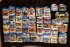 Awesome Huge lot of 51 Hot Wheels cars all NEW on cards 1990s thru 2016 NOS