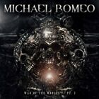 Michael Romeo - War of the Worlds, Pt. 1 - New CD Album  - Pre Order - 27th July