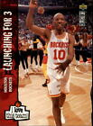 1995-96 Collector's Choice Houston Rockets Basketball Card #375 Sam Cassell LOVE