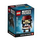 NEW LEGO BRICKHEADZ 41593 CAPTAIN JACK SPARROW DISTRESSED EXTERIOR PACKAGING