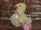 Ty Beanie Babies PEEPERS The Chick March  2004) ( 4.5 inches) Retired