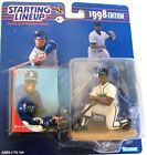 1998 Ken Griffey Jr. Seattle Mariners Starting Lineup Figure /Card