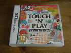 NINTENDO D.S TOUCH N PLAY COLLECTION EXCELLENT QUALITY