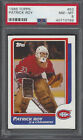 PSA 8 - 1986-87 Topps # 53 Patrick Roy RC Montreal Canadiens HOF