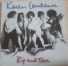 """33 Runden karen Lawrence Vinyl LP 12"""" Rip and Tear is This Love link company"""