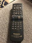Panasonic TV VCR CATV Program Director MB Universal Remote