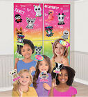 TY BEANIE BOO'S birthday party Scene Setter & 12 photo booth props BACKDROP baby