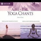 AM & PM Yoga Chants by Russill Paul CD 2 Discs Relaxation Music Exercise Sound