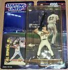 Starting Lineup Cal Ripken Jr.1999 Figure Baseball SLU Orioles Card Fee Shipping