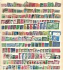 Worldwide collection 1350+ stamps Countries Germany to Zanzibar All Different