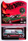2017 Hot Wheels Holiday Classic TV Series Batmobile Red Line Club RLC Exclusive