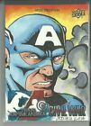 2016 Upper Deck Captain America 75th Anniversary Trading Cards 11