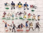 LOT 22 VTG STARTING LINE UP BASKETBALL FOOTBALL BASEBALL FIGURES space jam 90s
