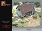 1:72 Farm Animals (64)  PEGASUS LAYOUT DIORAMA 7052 Cows Pigs Sheep Goats Dogs