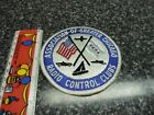 Association of Greater Chicago RC Cadio Control Clubs Patch Older Unused Flags