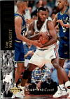 1993-94 Upper Deck SE Electric Court Clippers Basketball Card #6 Loy Vaught