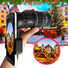 16x52 Zoom Phone Telescope Kit Camera Lens Monocular For Hiking Christmas Gifts