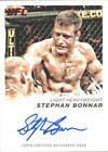 2011 Topps UFC Moment of Truth Autographs Red Card #CSSB Stephan Bonnar 8