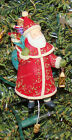 Santa Ornament (Yuletide Treasures by Hallmark Keepsake QX3326) 2006
