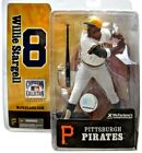 MLB Cooperstown Collection Series 2 Willie Stargell Action Figure [White Jersey]