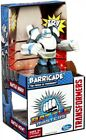 Transformers Battle Masters Barricade Action Figure The Prince of Punishment