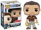 Uncharted Funko POP! Games Nathan Drake Exclusive Vinyl Figure #88 [Brown Shirt]