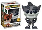 Funko POP! Games Crash Bandicoot Vinyl Figure #273 [Black & White Chase Version]